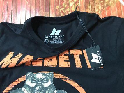 Macbeth Tees (Brand New )