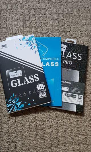 Samsung galaxy S8 tempered glass protector
