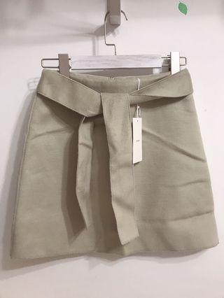 短裙-抹茶綠