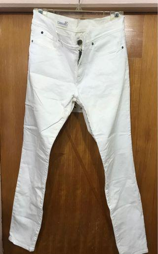 Gap 白色牛仔褲 Gap White Jegging