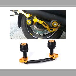 Yamaha Aerox 155 Exhaust Slider Guard Protector