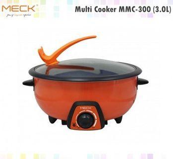 MECK Non Stick Multi Cooker MMC-300 (3.0L)