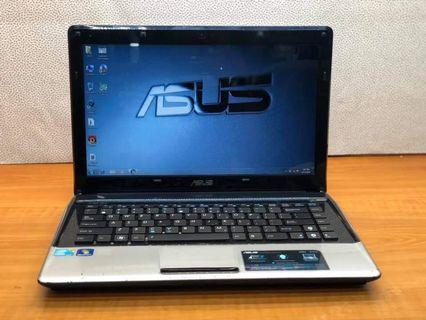 #BAPAU Asus K42JE Core i7-Q740
