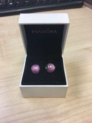 Pandora Pink Petite Facets