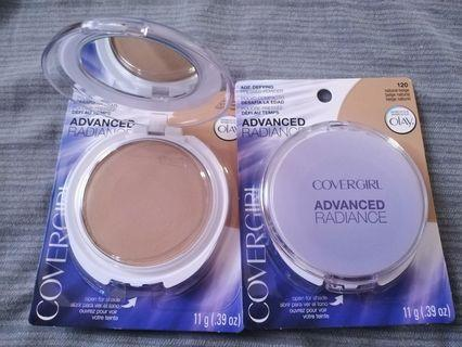 Covergirl Advanced Radiance with Olay