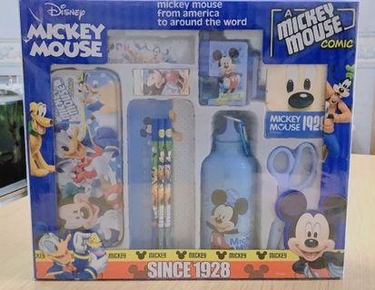 Mickey Mouse 文具套裝