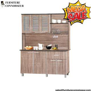 5ft - Full Height Kitchen Cabinet
