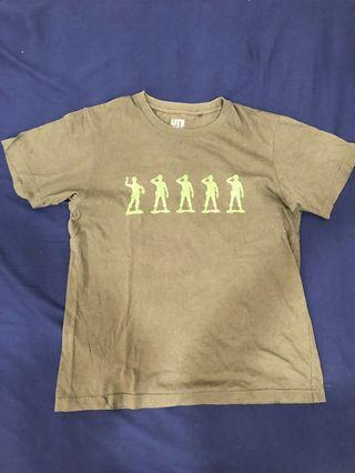 Toystory uniqlo shirt