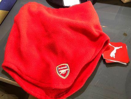(全新)阿仙奴暖頸巾 Arsenal Neck Warmer