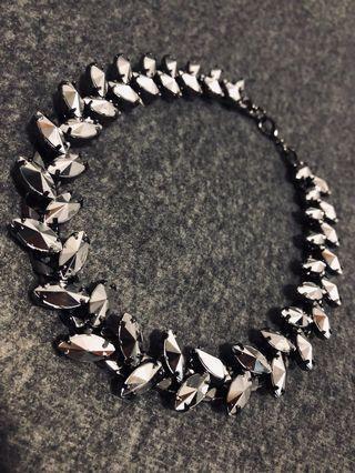 🚚 Silver Leaf Necklace