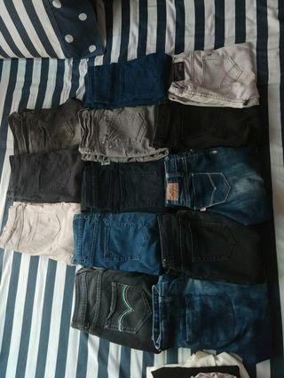Skinny Jeans/Slacks