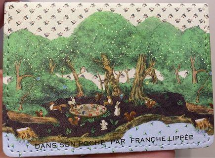 Franche Lippee 咭片套