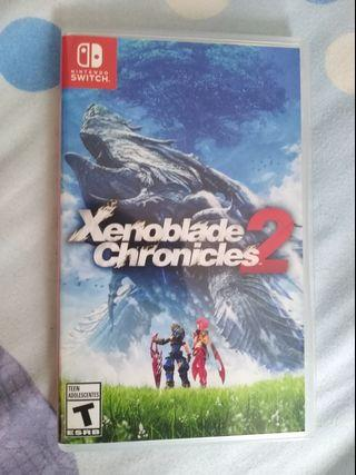Switch-xenoblade chronicle 2