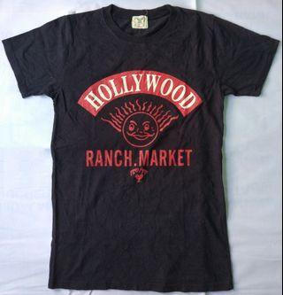 #BAPAU Kaos Hollywood Ranch Market