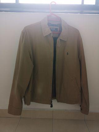Ralph Lauren Light Brown Harrington Jacket