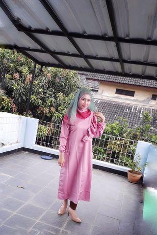 #BAPAU Tunik long dress