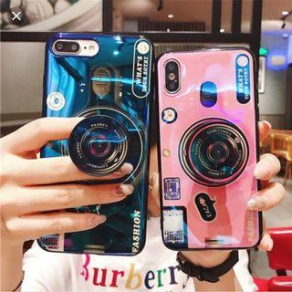 🚚 全新~iPhone 6plus手機殼~藍色款