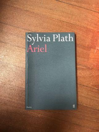 sylvia plath's Ariel exam copy
