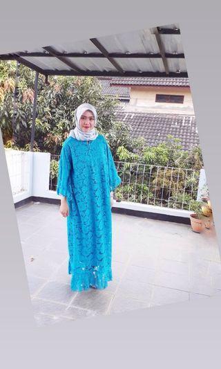 #BAPAU BRUKAT DRESS