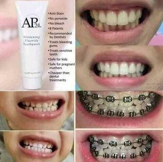 AP24 toothpaste by NUSKIN