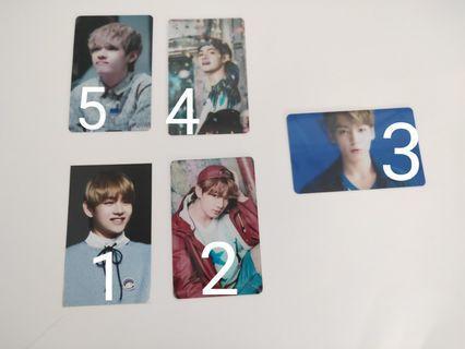 BTS Card clearance