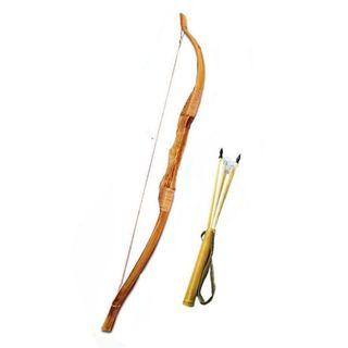 New Wooden Toy Bow and Arrow