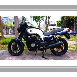 Honda CB750 RC42 (COE till 14 December 2025, not effected by any ruling)