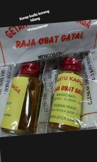 #BAPAU obat gatal