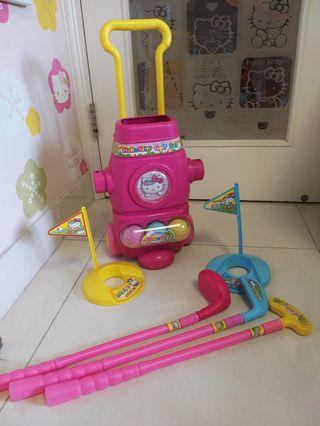 Hello Kitty 幼童玩具