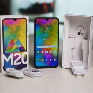 Samsung Galaxy M20 cashback 200.000 pembayaran bisa cash dan kredit proses cepat