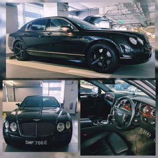 Bentley Flying Spurs for Rent / Lease!!!