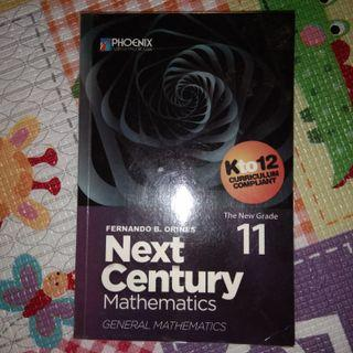 General Mathematics Book