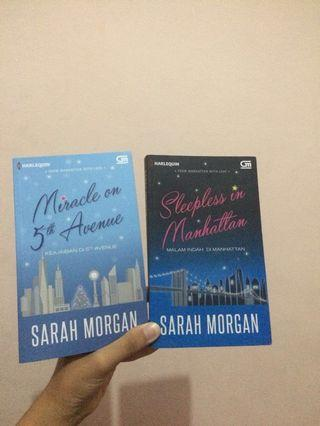 harlequin: sleepless in manhattan dan miracle on 5th avenue