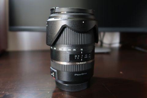 Tamron 16-300mm F/3.5-6.3 Di II VC PZD MACRO (Model B016) Sony