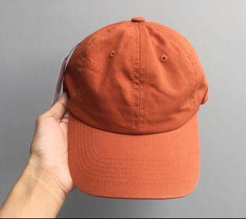 #BAPAU Topi Orange