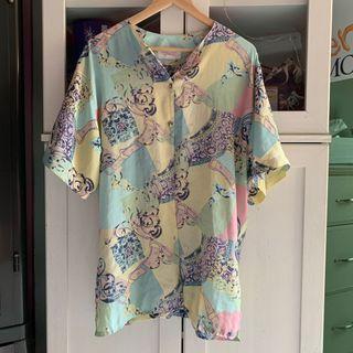 Vintage Pastel Shirt