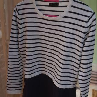 SEED CASUAL STRIPES TOP