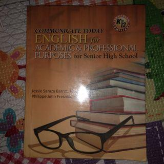 English Book for SHS