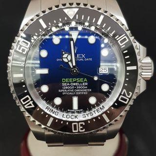 Rolex Deepsea Blue (116660)