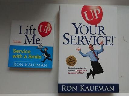 Up Your Service! by Ron Kaufman
