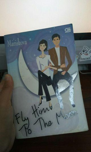 Novel MARISKOVA FLY TO THE MOON