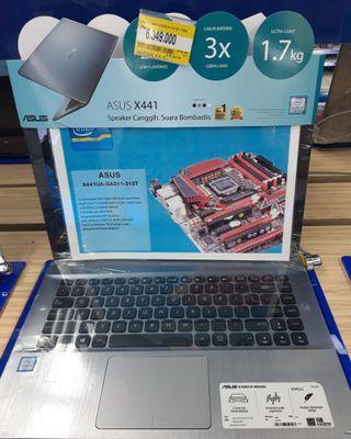 Kredit Laptop Asus X441UA Gratis 2x Angsuran