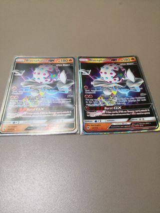Blacephalon GX Pokemon Card Game TCG Lost Thunder