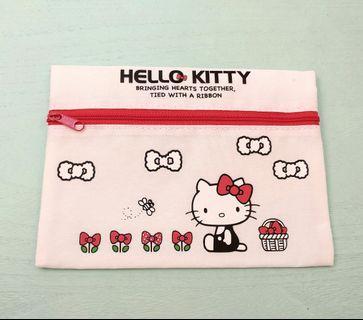 Hello Kitty Cosmetic Bag 化妝袋 筆袋 雜物袋