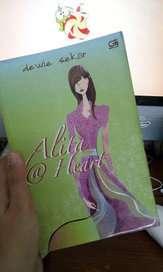 Novel DEWI SEKAR ALITA @ HEART