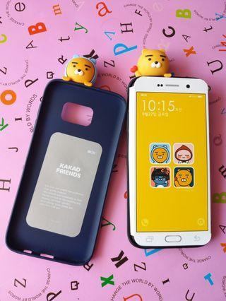 Case Kakao Friends Samsung S7 Edge