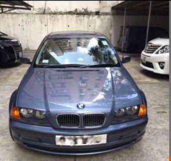 BMW 318I (1895cc) Year 1999