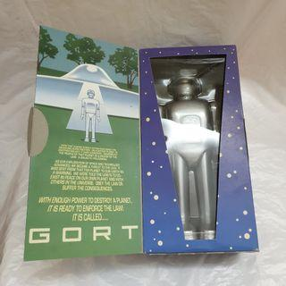 "8"" Gort Wind-up Tin Robot from The Day The Earth Stood Still by Rocket USA (Yr2000)"