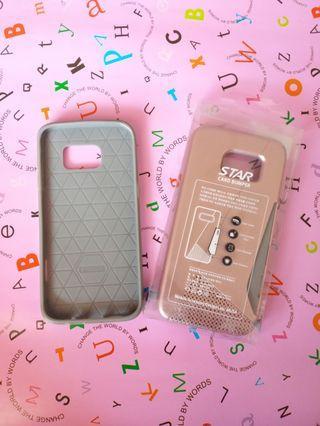 Casing Hp Kartu - Case Hp Murah - Samsung S7 Edge