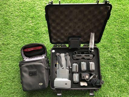 Dji Mavic Pro (hard case, 6 batteries)